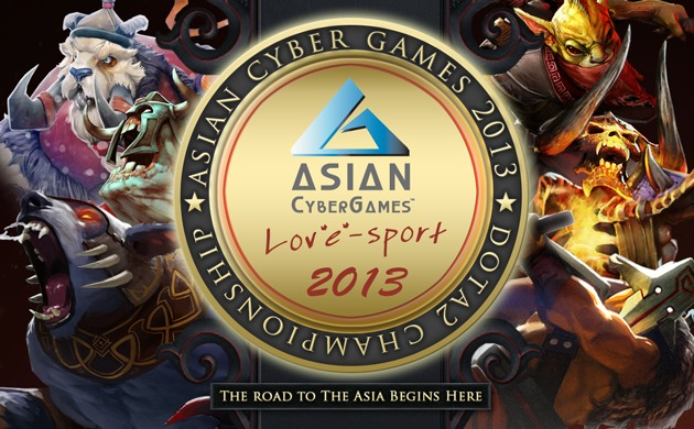 Asian Cyber Games 2013