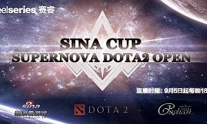 Sina Cup Cup #3