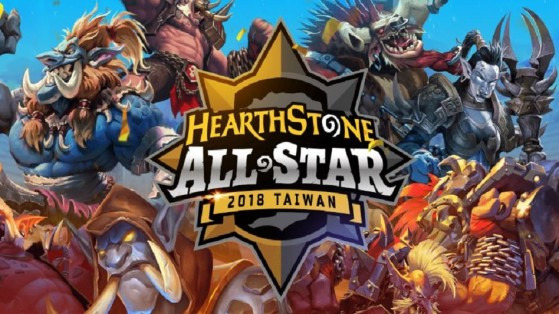 Hearthstone All-Star Invitational 2018