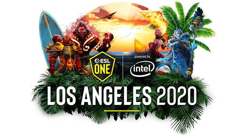 ESL One Los Angeles 2020 OQ