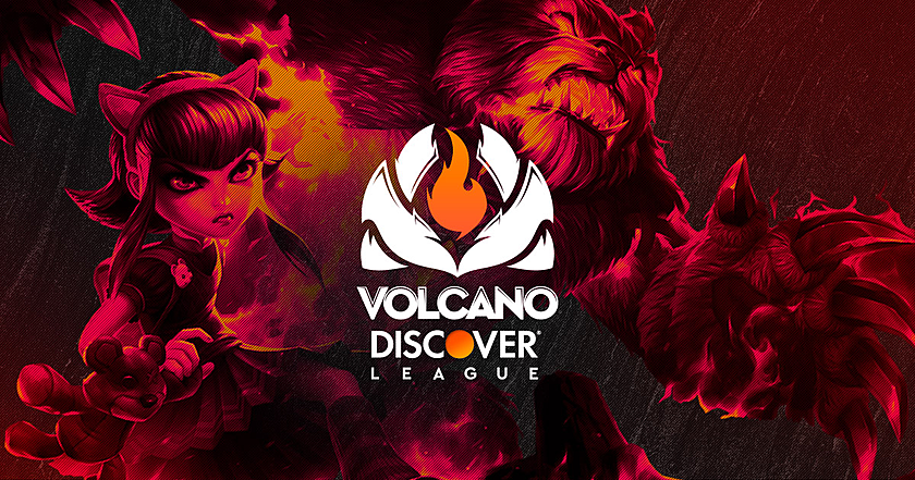 Volcano Discover Cup 2020