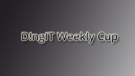D!ngIT Weekly Cup #3
