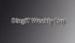 D!ngIT Weekly Cup #7