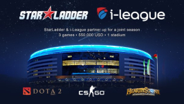 SL i-League Star Series Season 1