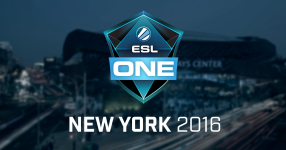 ESL One New York 2016