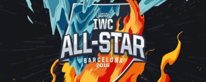 IWC All-Star Barcelona 2016