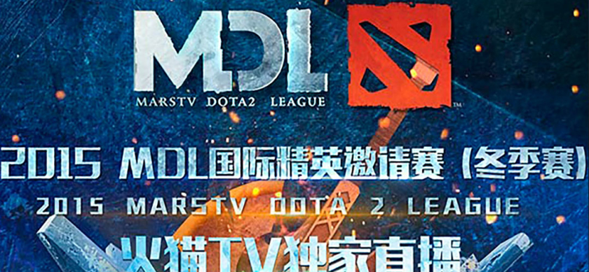 MarsTV League 2015 Winter