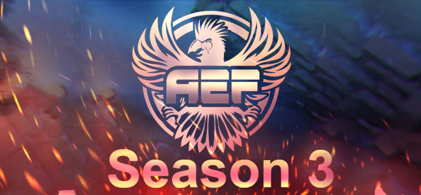 AEF Dota 2 League Season 3