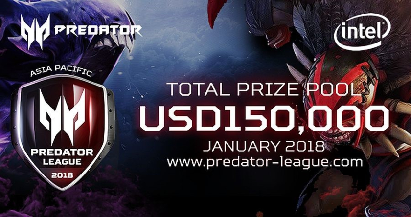 Predator League 2018