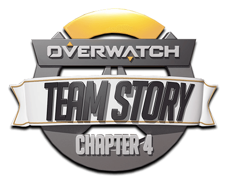Overwatch Team Story - Chapter 4