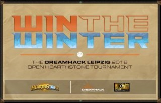 """Win the Winter"" by Dreamhack Leipzig 2018"