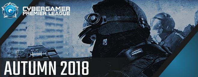 CyberGamer Premier League Autumn 2018
