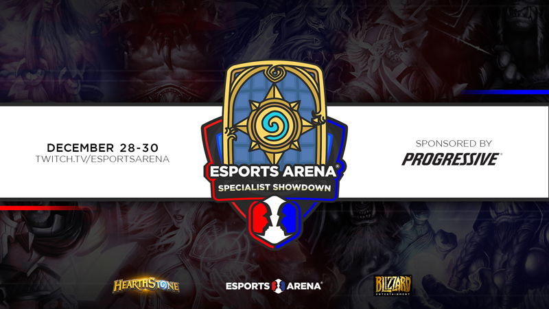 Esports Arena's Specialist Showdown