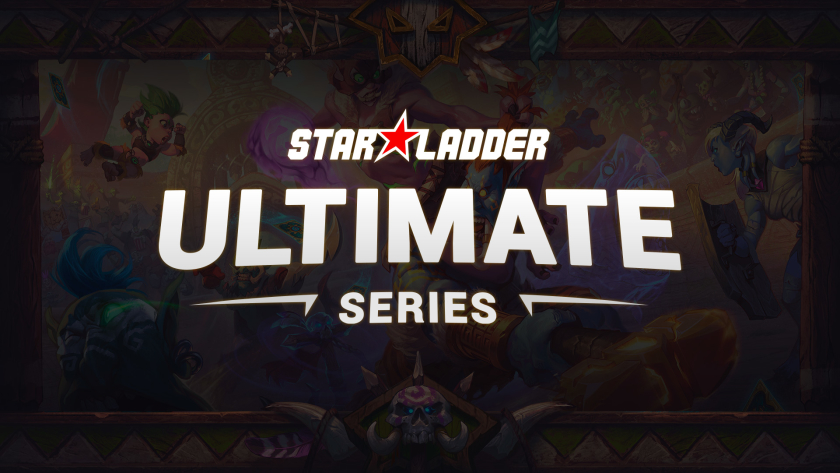 StarLadder Hearthstone Ultimate Series Winter