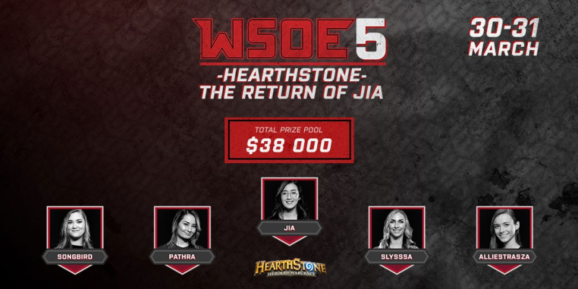 WSOE 5: Hearthstone - The Return of Jia
