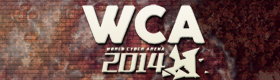 World Cyber Arena 2014